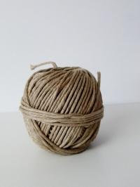 Kordel naturel touw 500 gram per bol