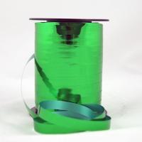 Krullint metalic groen 10mmx250meter