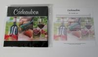 cadeaubon 13,5x13,5 cm inclusief envelop NO 67
