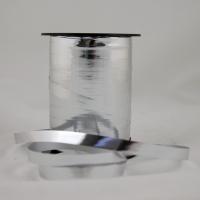 Krullint metalic zilver