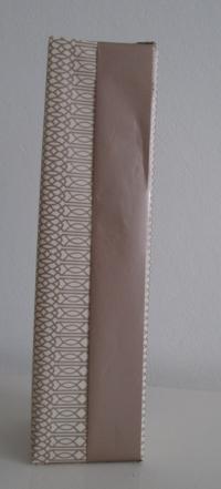 Cadeaupapier Cable 50cmx100mtr. 2 zijde bedrukt