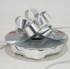 Trekstrik op rol  reflex  zilver