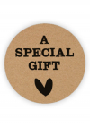 Rol etiket A Special Gift 35mm rond (rol/500)No.13