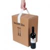 Draagband op rol voor wijndoos (100st/rol)
