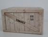 Pakket doos FRAGILE 38,5x30x33H cm. (p/10)