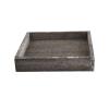 Houten tray 20x20x4cm