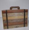 Kartonnen Koffer Oak Barrel 40x32,5x12cm (M) (p/10)