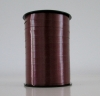 Krullint 10mm x250 meter Bordeaux