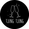 Rol etiket Tjing Tjing 35mm rond (rol/500) No.097
