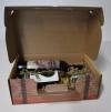 Kartonnen Koffer Oak Barrel 32,7x21x11,5cm (kl) (p/25)