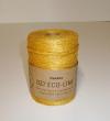 Rol Jute touw Mosterd geel 3mmx150meter
