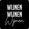 Rol etiket Wijnen Wijnen 35mm vierkant (rol/500) No.99