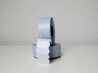 Etiketten Prijzentang 26x12 mm wit