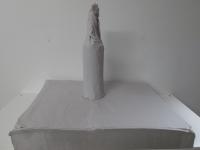 Pakzijde grijs vellen 50x37,5cm Pak 5 kg (ca.530 vel)